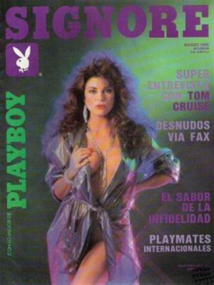 Playboy Mexico - March 1990