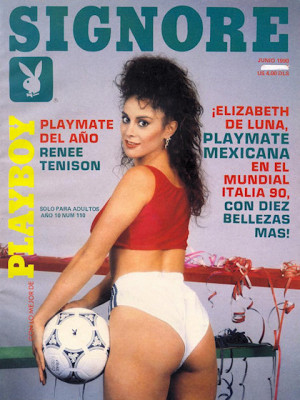 Playboy Mexico - June 1990