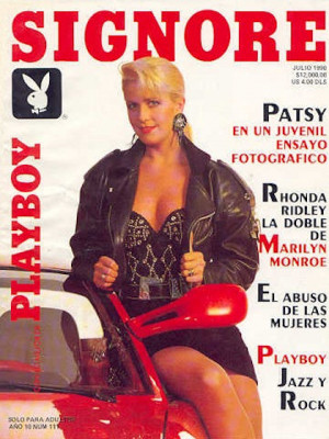 Playboy Mexico - July 1990