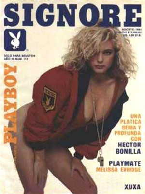 Playboy Mexico - August 1990