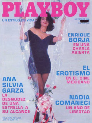Playboy Mexico - Nov 1990
