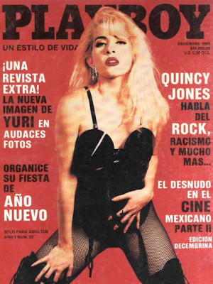Playboy Mexico - Dec 1990