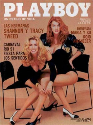 Playboy Mexico - May 1991