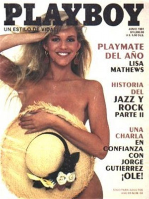 Playboy Mexico - June 1991