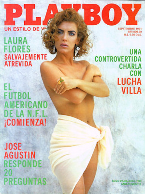 Playboy Mexico - Sep 1991