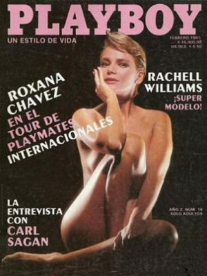 Playboy Mexico - Feb 1992