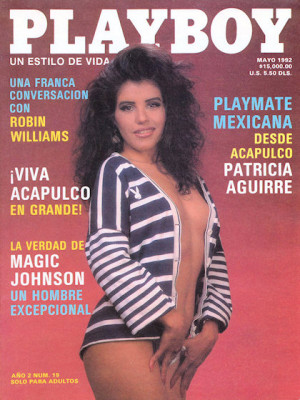 Playboy Mexico - May 1992