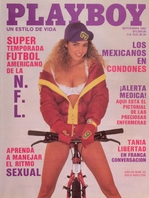 Playboy Mexico - Sep 1992