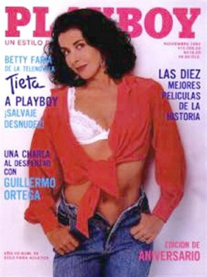 Playboy Mexico - Nov 1992