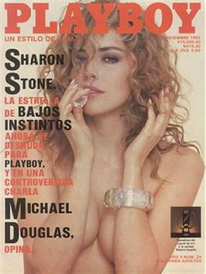 Playboy Mexico - Dec 1992