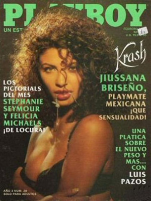 Playboy Mexico - Feb 1993