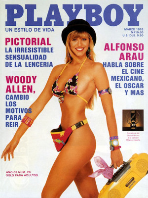Playboy Mexico - March 1993