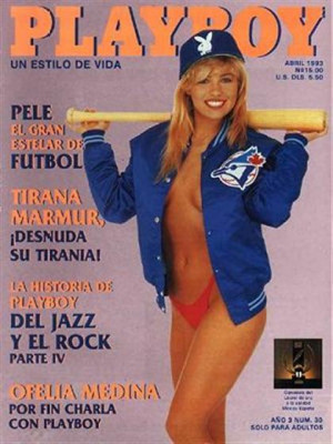 Playboy Mexico - April 1993