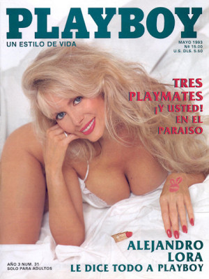 Playboy Mexico - May 1993