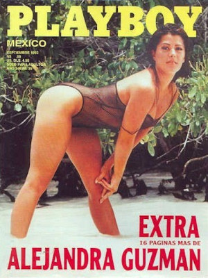 Playboy Mexico - Sep 1993