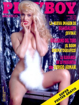 Playboy Mexico - Oct 1993