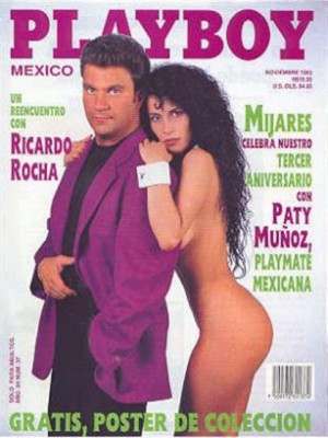 Playboy Mexico - Nov 1993