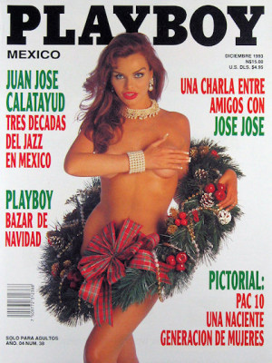Playboy Mexico - Dec 1993