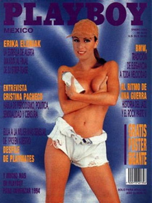 Playboy Mexico - Jan 1994
