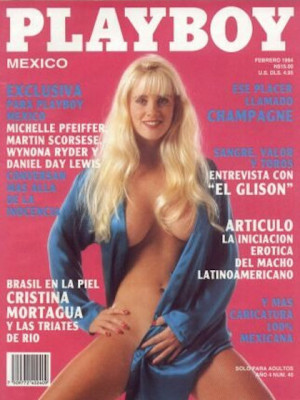 Playboy Mexico - Feb 1994