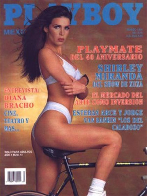 Playboy Mexico - March 1994