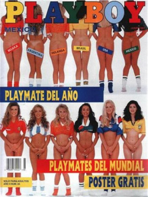 Playboy Mexico - June 1994