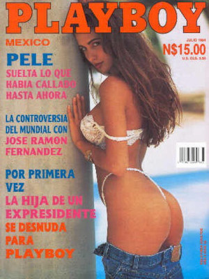 Playboy Mexico - July 1994