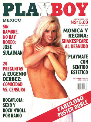 Playboy Mexico - Sep 1994