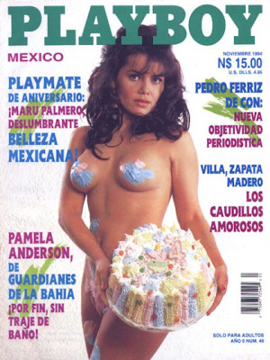 Playboy Mexico - Nov 1994