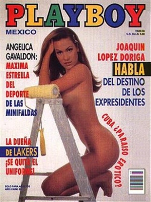 Playboy Mexico - June 1995
