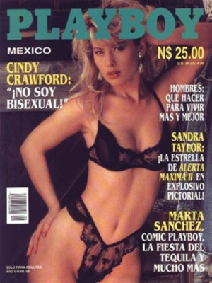 Playboy Mexico - Sep 1995