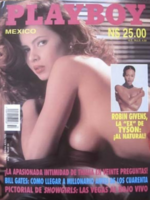 Playboy Mexico - Oct 1995