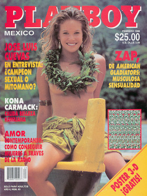 Playboy Mexico - Feb 1996
