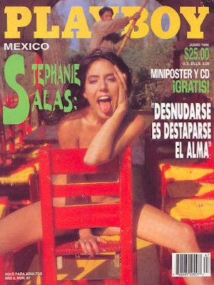 Playboy Mexico - June 1996