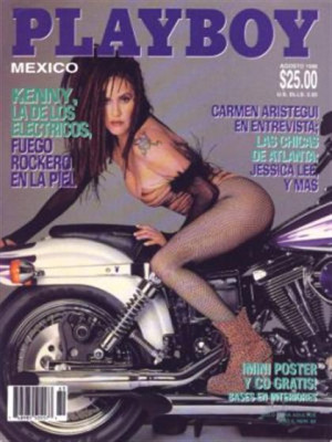 Playboy Mexico - August 1996