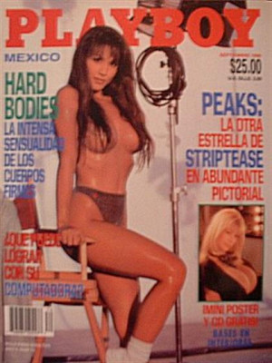 Playboy Mexico - Sep 1996