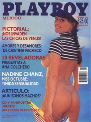 Playboy Mexico - Oct 1996
