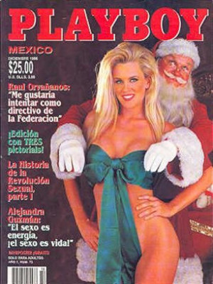 Playboy Mexico - Dec 1996