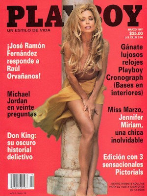 Playboy Mexico - March 1997