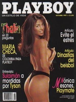 Playboy Mexico - Octubre 1997