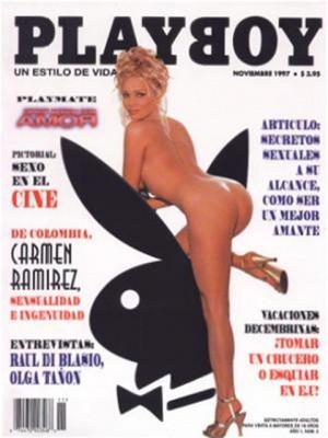 Playboy Mexico - Novembre 1997