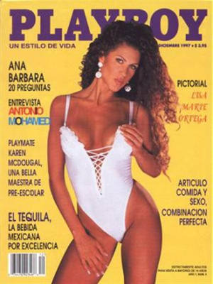 Playboy Mexico - Dec 1997