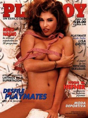Playboy Mexico - Jan 1998