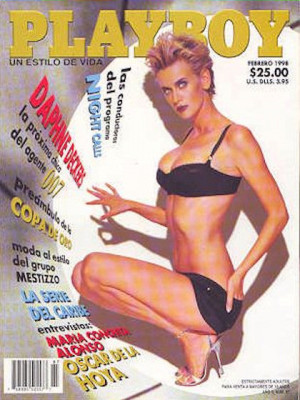 Playboy Mexico - Feb 1998