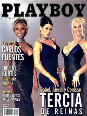 Playboy Mexico - Nov 2002