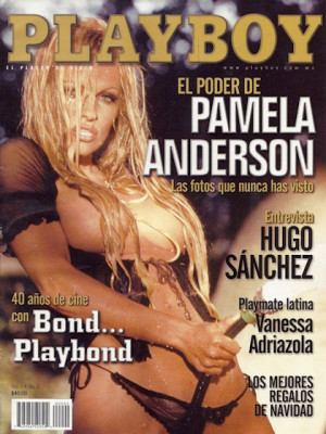 Playboy Mexico - Dec 2002