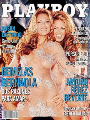 Playboy Mexico - Feb 2003