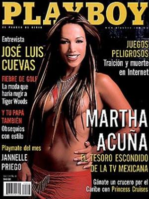 Playboy Mexico - June 2003