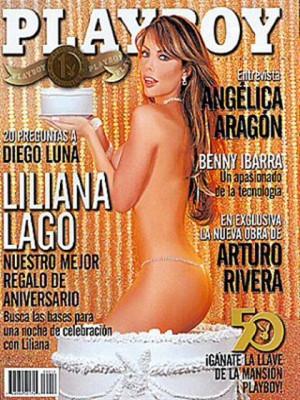 Playboy Mexico - Oct 2003