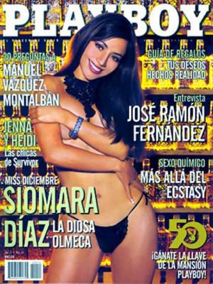 Playboy Mexico - Dec 2003